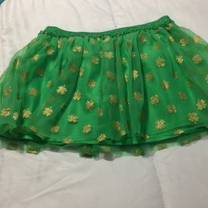 Dresses & Skirts - St Patrick's day tutu 💚